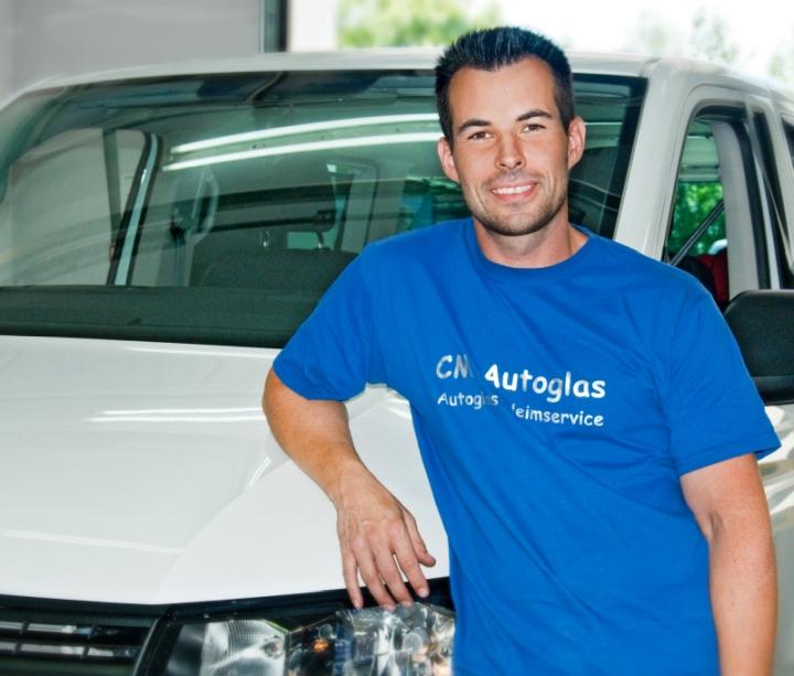 Übergabe Kundenfahrzeug